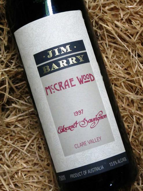 Jim Barry McRae Wood Cabernet Sauvignon 1997