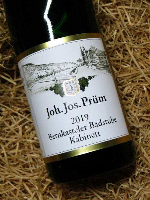 JJ Prum Bernkasteler Badstube Riesling Kabinett 2019