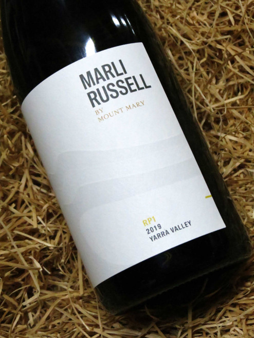 Mount Mary Marli Russell RP1 Marsanne Roussanne 2019