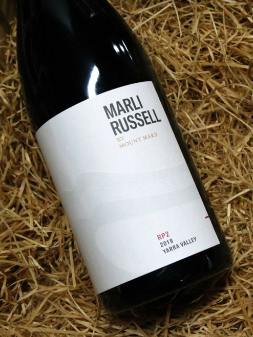 Mount Mary Marli Russell RP2 Grenache Shiraz Mourvedre 2019
