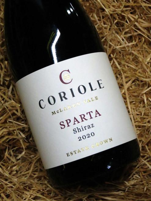 Coriole Sparta Shiraz 2020