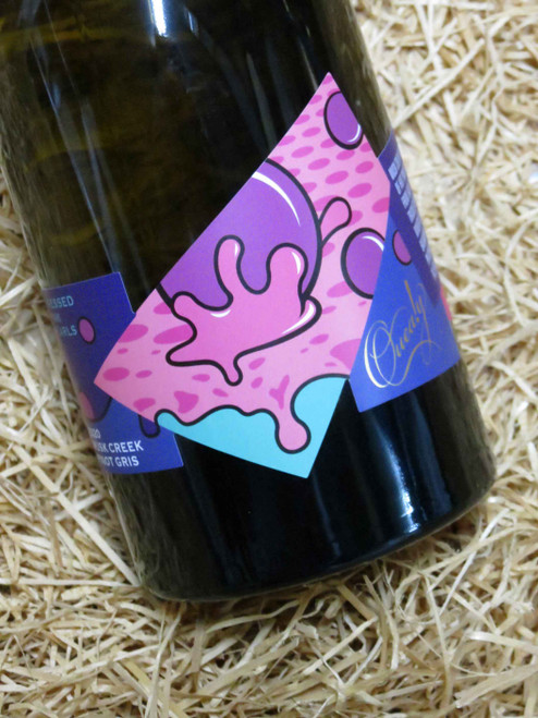 Quealy Musk Creek Pinot Gris 2020