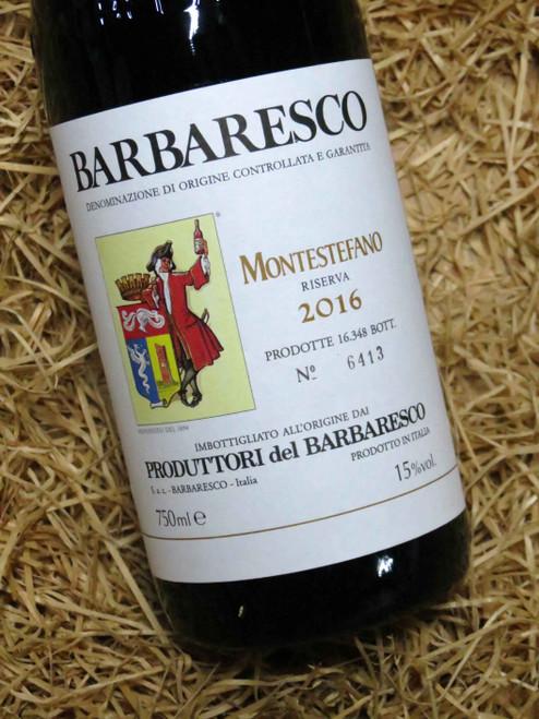 [SOLD-OUT] Produttori del Barbaresco Montestefano 2016