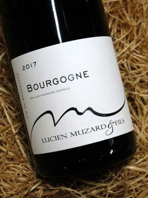 Muzard Bourgogne Rouge 2017