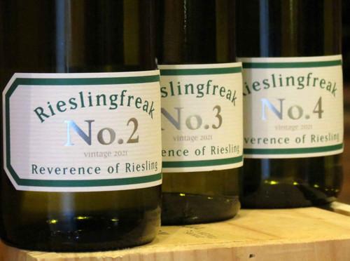 Trio of Rieslingfreaks