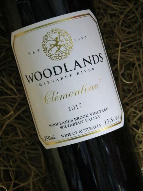 Woodlands Clementine Cabernet Malbec Merlot 2017