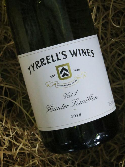 [SOLD-OUT] Tyrrell's Vat 1 Semillon 2018