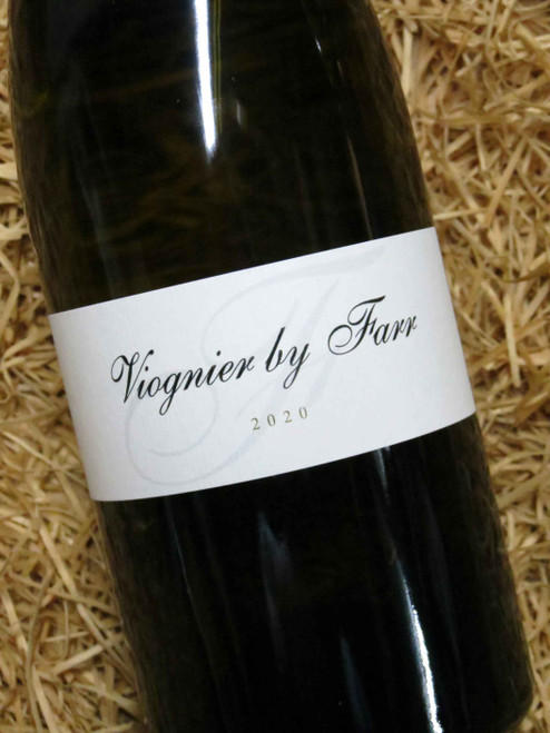 [SOLD-OUT] By Farr Viognier 2020