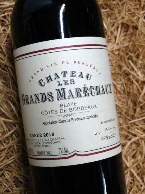 Chateau les Grands Marechaux 2016