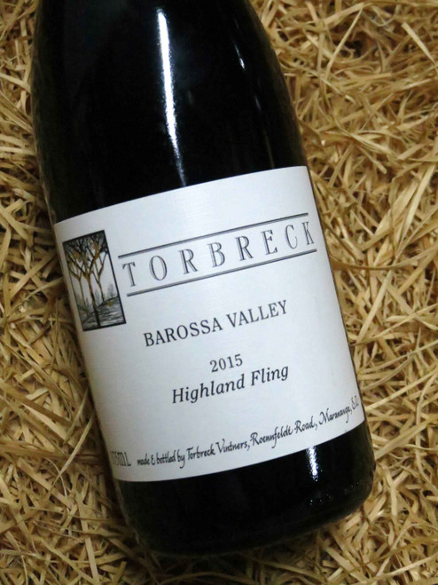 Torbreck Highland Fling VP 2015 375mL-Half-Bottle