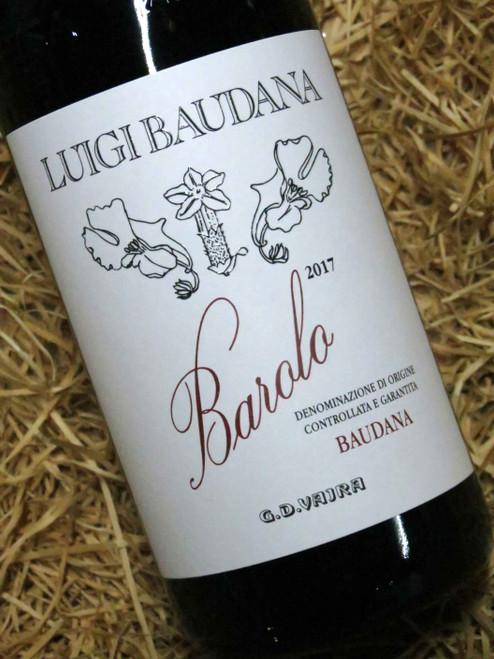 Luigi Baudana Barolo Baudana 2017 DOCG