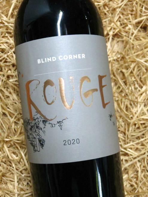 Blind Corner Rouge 2020