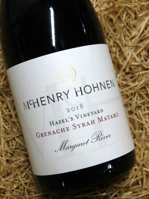 McHenry Hohnen Hazel's Vineyard Grenache Shiraz Mourvedre 2018