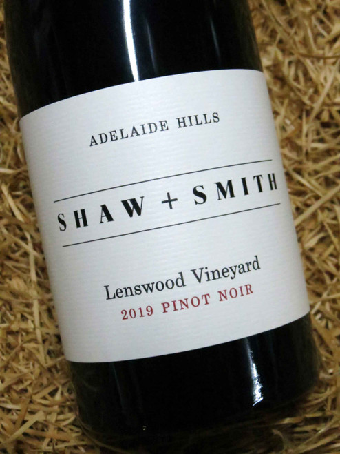 Shaw & Smith Lenswood Pinot Noir 2019