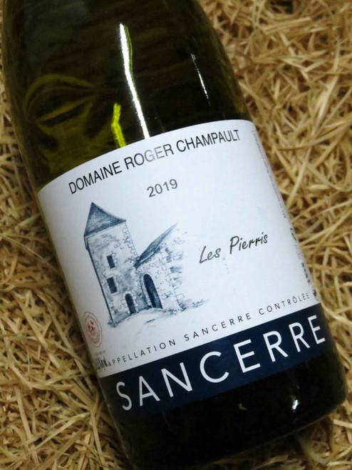 Roger Champault Les Pierris Sancerre 2019