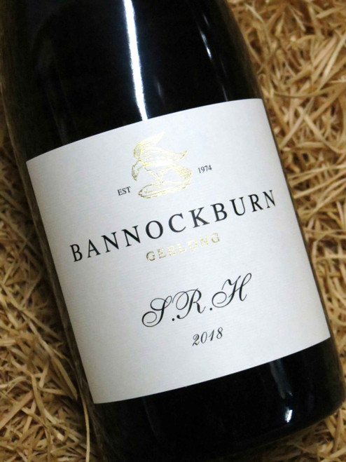 [SOLD-OUT] Bannockburn SRH Chardonnay 2018