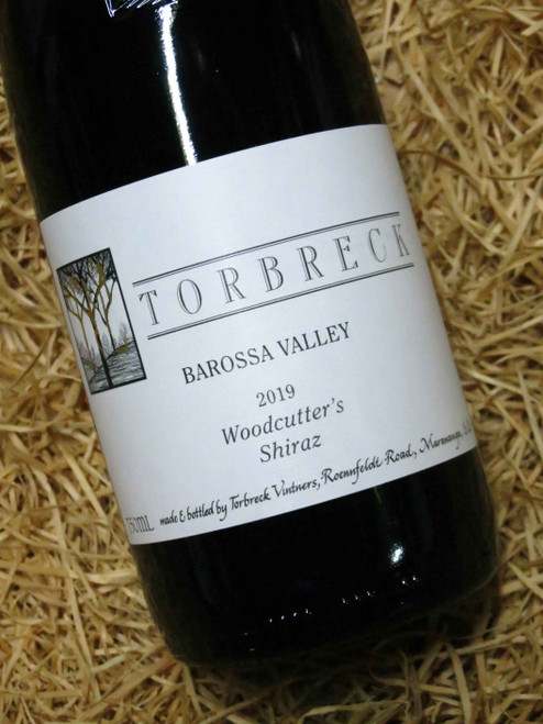 Torbreck Woodcutters Red Shiraz 2019