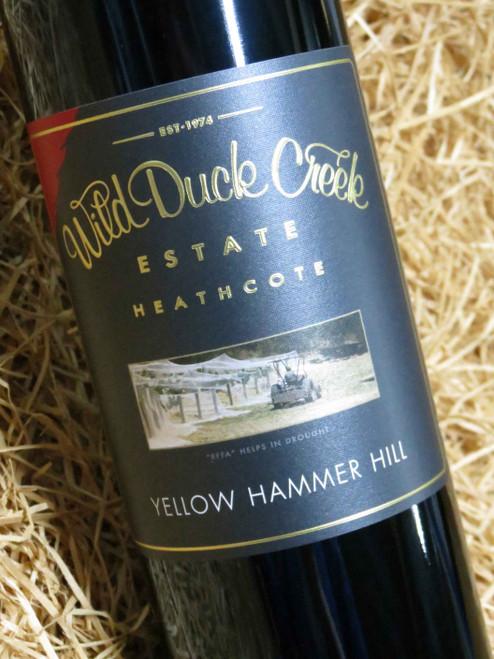 Wild Duck Creek Hammer Hill Shiraz Malbec 2018
