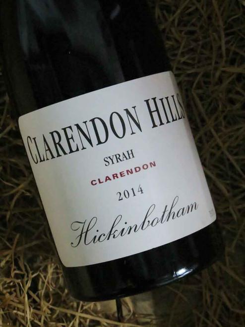 [SOLD-OUT] Clarendon Hills Hickinbotham Shiraz 2014