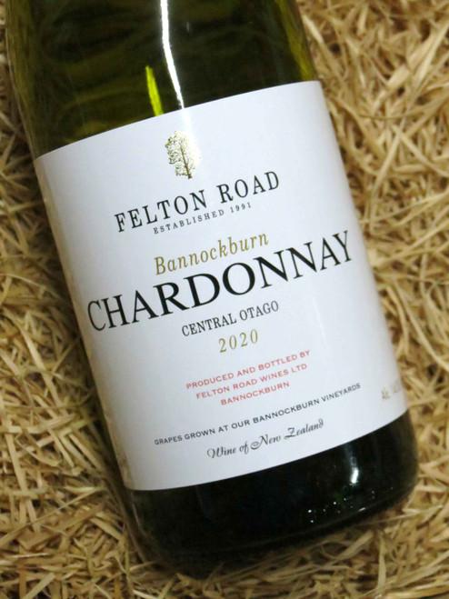 [SOLD-OUT] Felton Road Bannockburn Chardonnay 2020