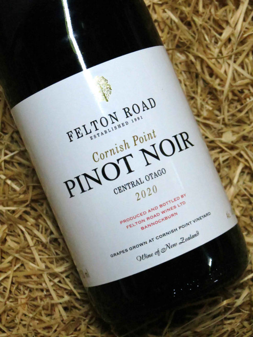 [SOLD-OUT] Felton Road Cornish Point Pinot Noir 2020