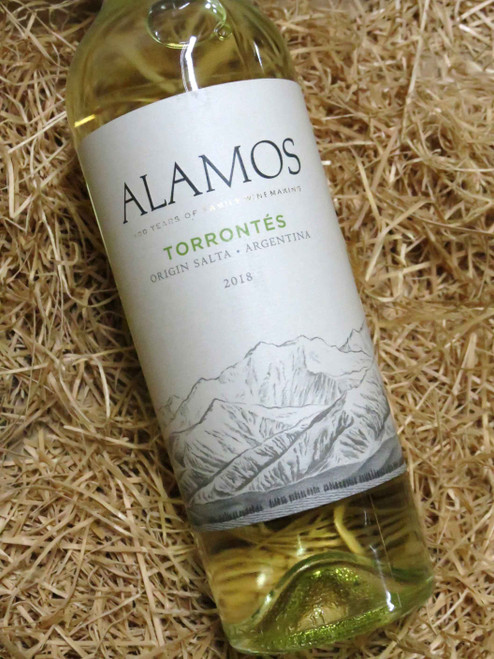 [SOLD-OUT] Alamos Torrontes 2019