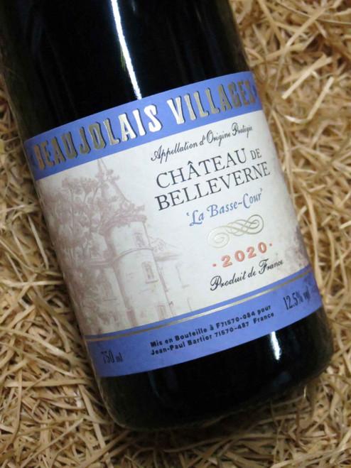 Chateau de Belleverne Beaujolais Villages 2020