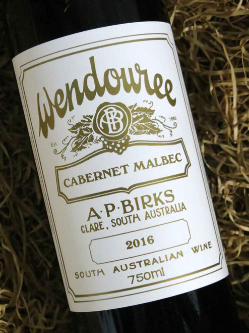 [SOLD-OUT] Wendouree Cabernet Malbec 2016