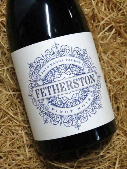 Fetherston Estate Pinot Noir 2019
