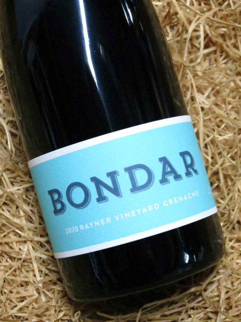 Bondar Wines Rayner Vineyard Grenache 2020