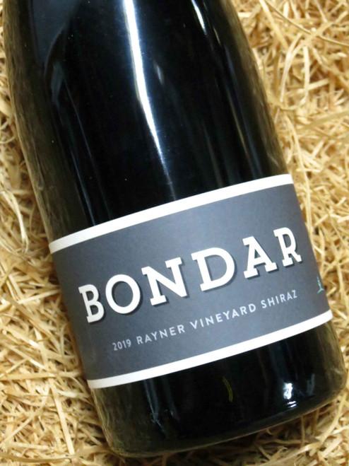 Bondar Wines Rayner Vineyard Shiraz 2019