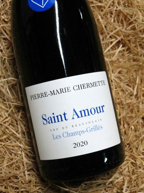 Pierre-Marie Chermette Saint-Amour 2020