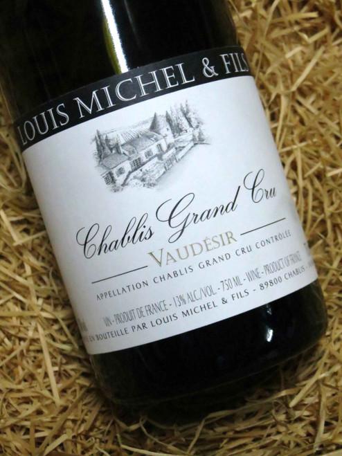 [SOLD-OUT] Louis Michel Vaudesir Grand Cru Chablis 2018