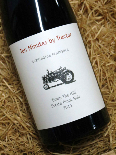 Ten Minutes By Tractor Estate Down The Hill Pinot Noir 2019