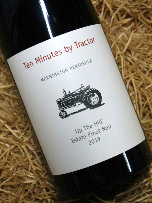 Ten Minutes By Tractor Estate Up The Hill Pinot Noir 2019