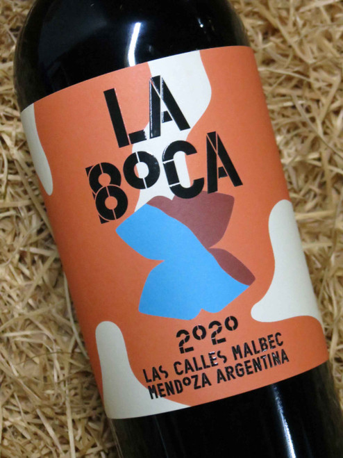 La Boca Malbec 2020