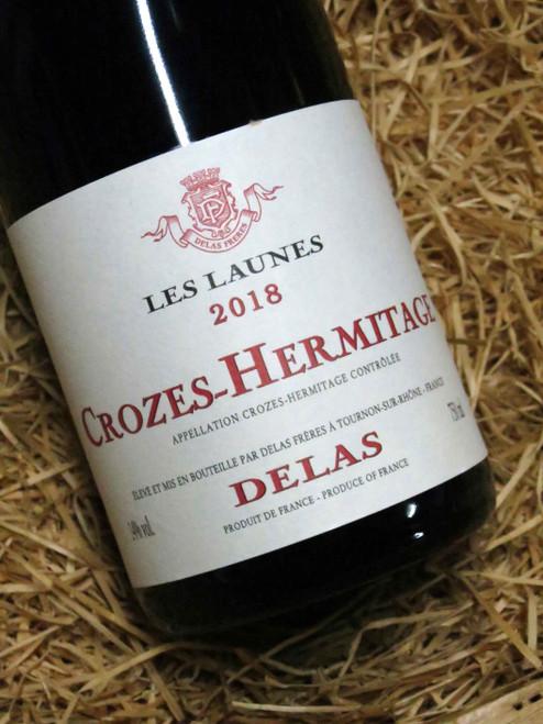 Delas Crozes-Hermitage 'Les Launes' 2018