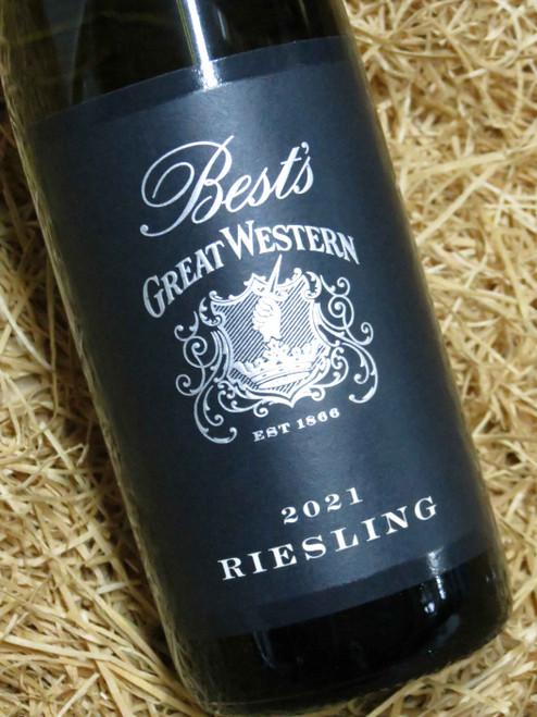 Best's Great Western Riesling 2021