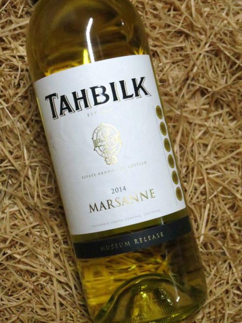 Tahbilk Marsanne Museum Release 2014
