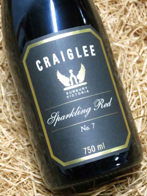 Craiglee Sparkling Shiraz No 7