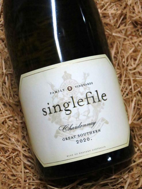 Singlefile Great Southern Chardonnay 2020