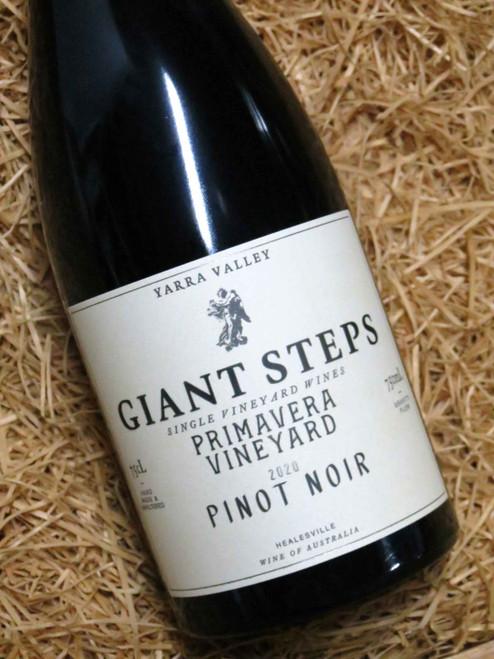 Giant Steps Primavera Pinot Noir 2020