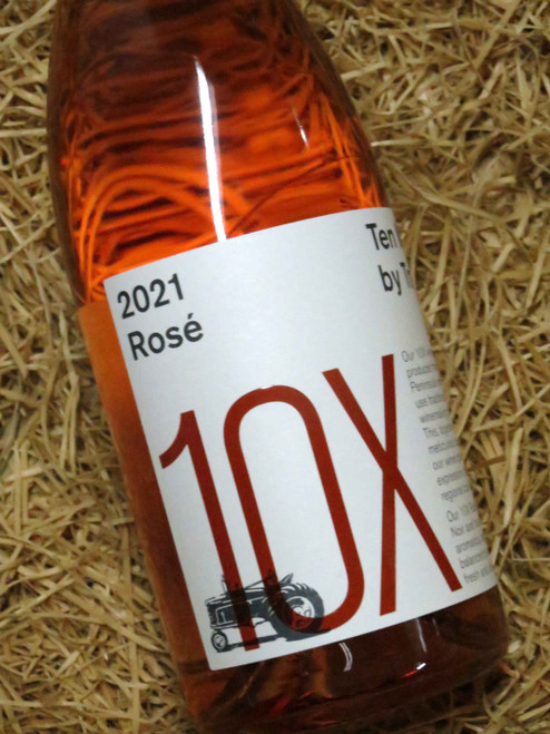 Ten Minutes By Tractor 10X Rose 2021