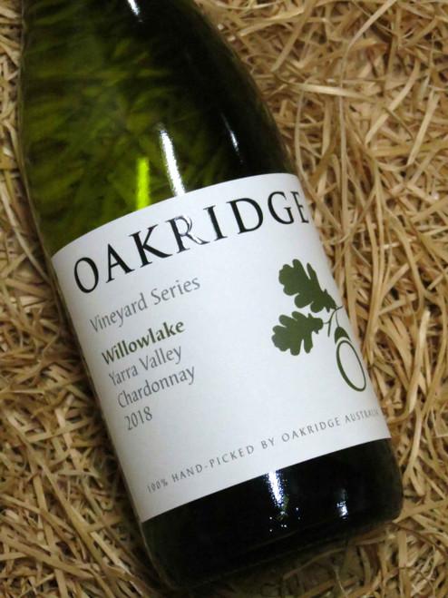 Oakridge Local Vineyard Series Willowlake Chardonnay 2018 375mL-Half-Bottle