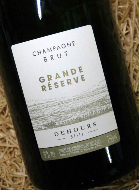 Champagne Dehours Grande Reserve Brut N.V.