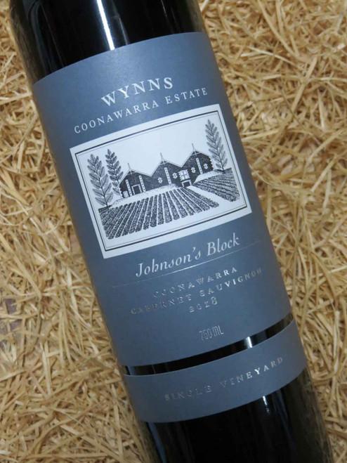Wynns Johnson's Block Cabernet Sauvignon 2018
