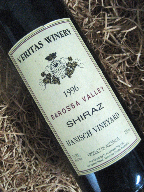 [SOLD-OUT] Veritas Hanisch Shiraz 1996