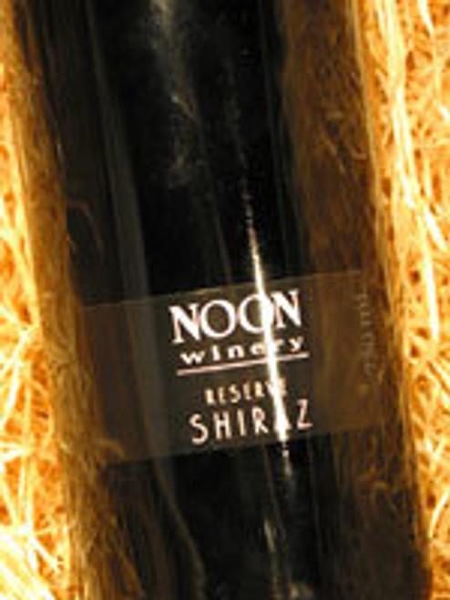 Noon Winery Reserve Shiraz 2000