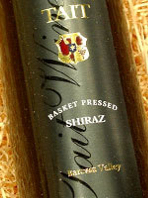 Tait Basket Press Shiraz 2002