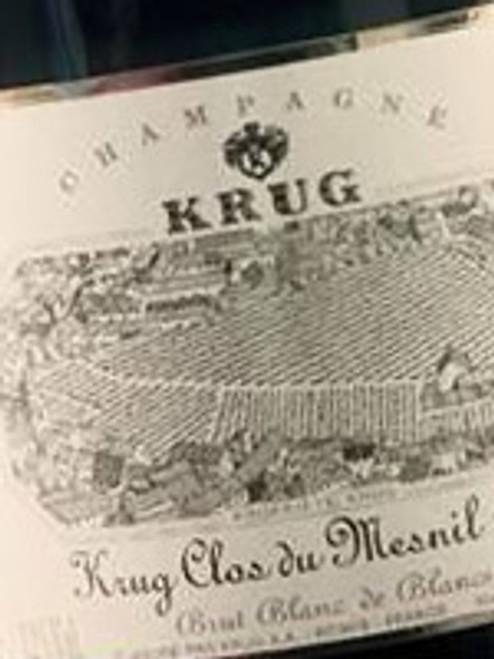 Krug Clos Du Mesnil 1995
